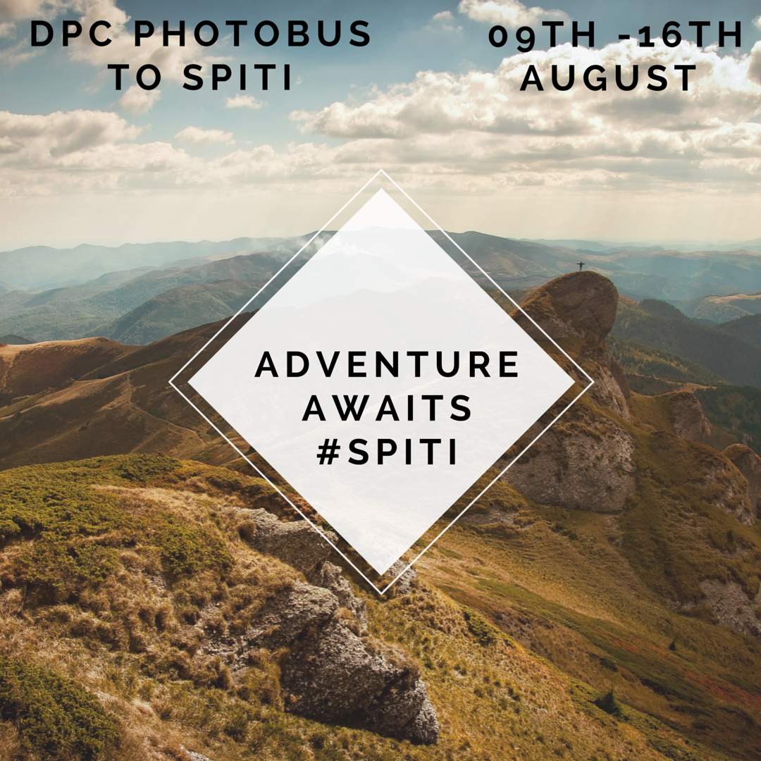 adventure awaits#SPITI
