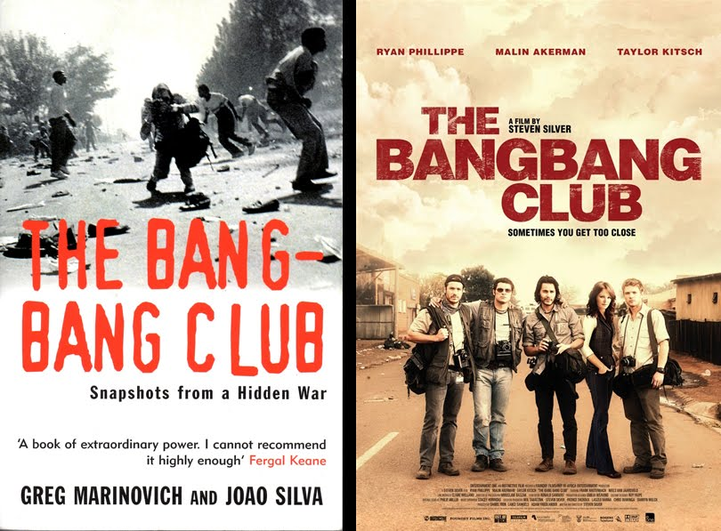 the bang bang club book review Book reviews : coming to terms with demons colin jacobson the bang-bang club: snaprhots from a hidden war, by greg marinovich and joao silva (william heinemann: £1799.